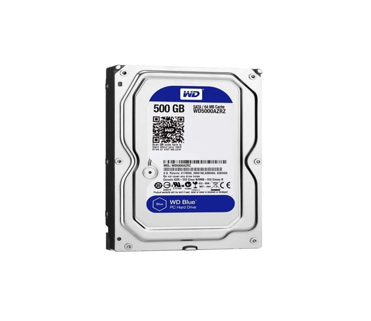 HDD WESTERN 320GB BLUE 3.5″ SATA 3 7200RPM