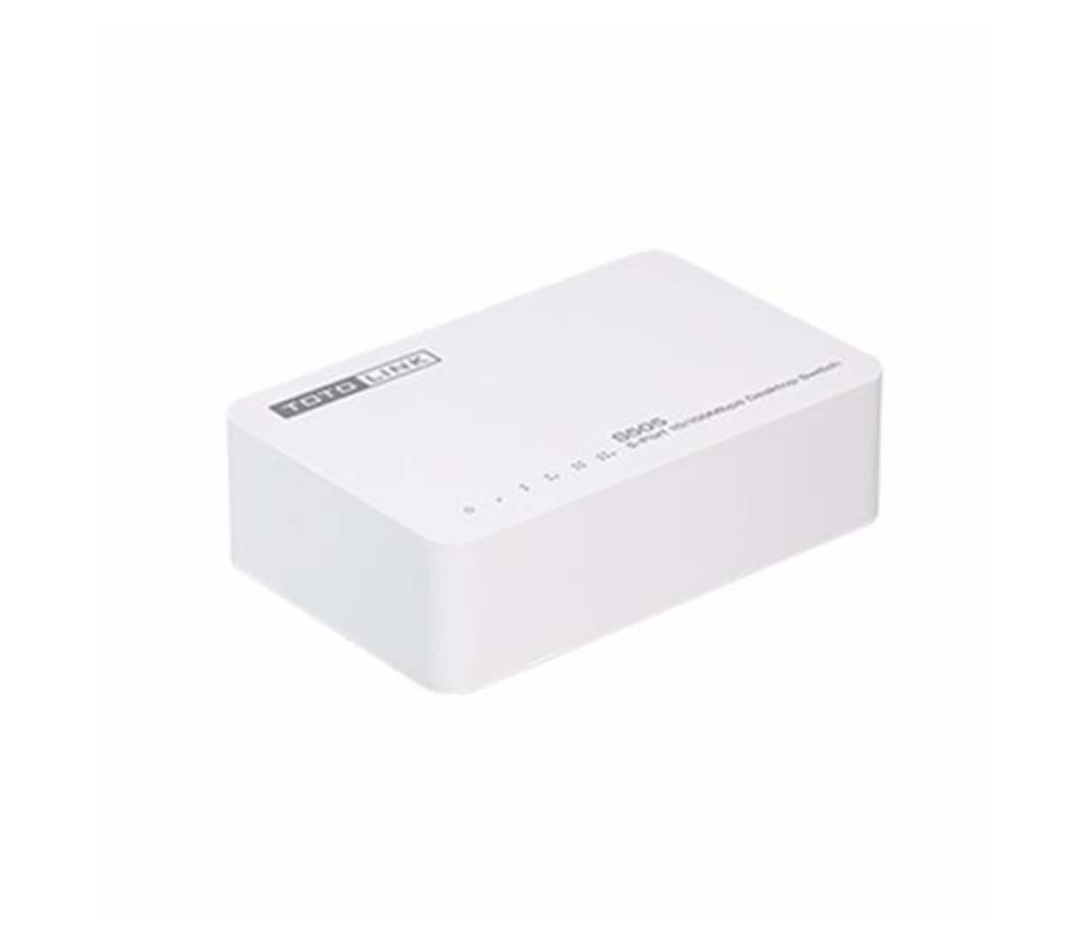 SWITCH TOTOLINK S505 10/100Mbps 5 CỔNG RJ45