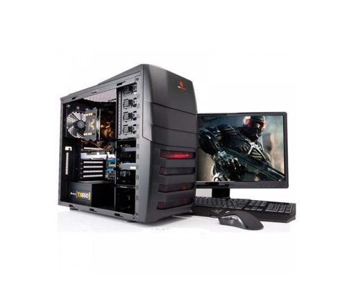 THÙNG CPU H81, CORE i5-4460, RAM 8GB, VGA 2GB, HDD 250GB