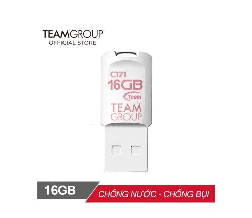 USB TEAMGROUP C171 16GB 2.0 CHỐNG NƯỚC...