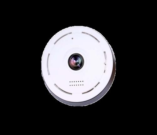 [TẶNG THẺ NHỚ] CAMERA WIFI 360 1.3MP 960pixels