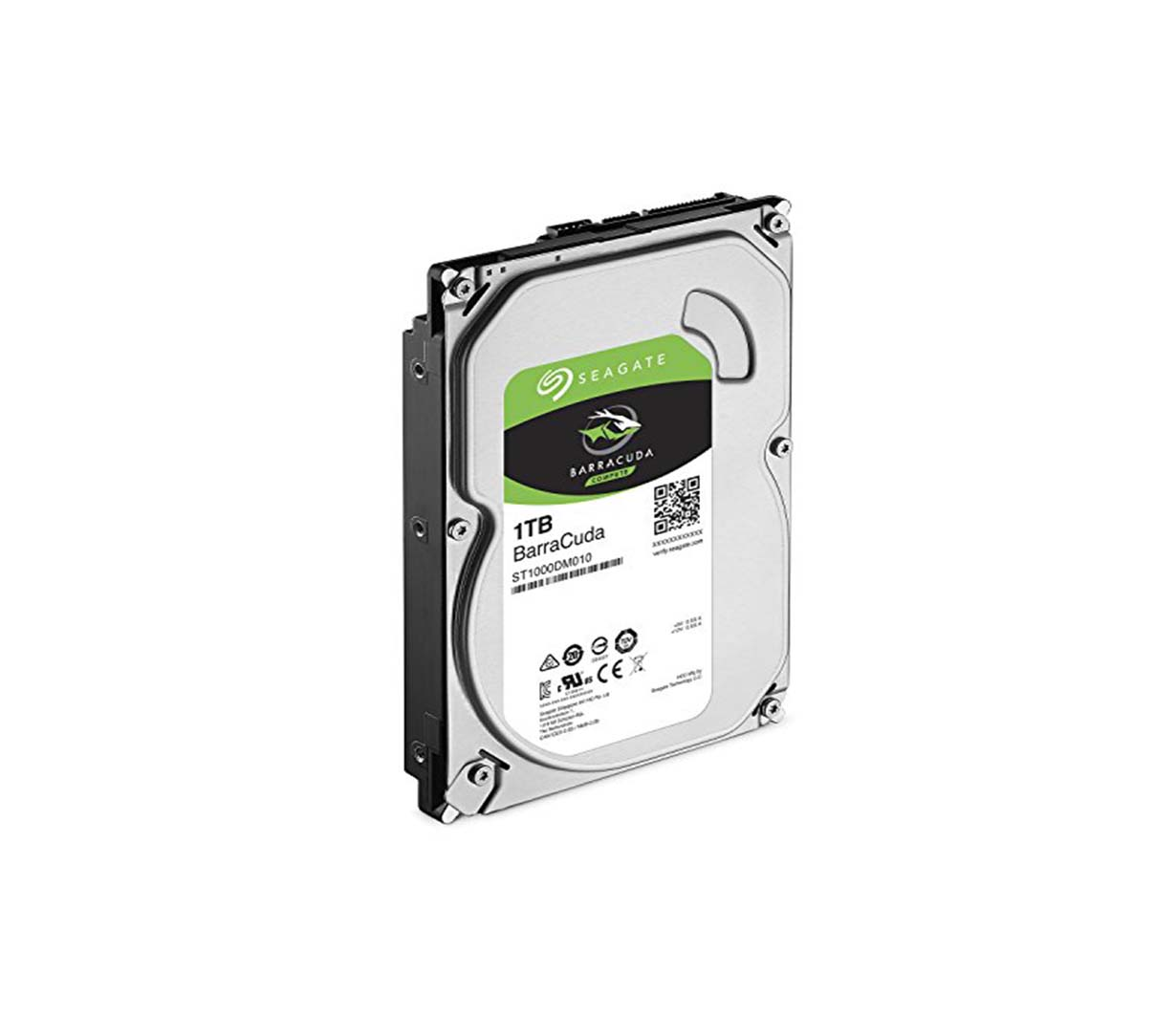 HDD SEAGATE 1000GB (1TB) BARRACUDA 3.5″ SATA 3 7200RPM
