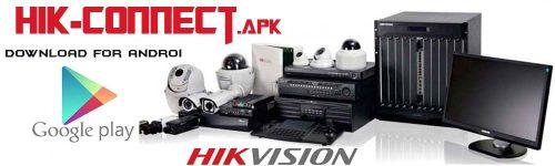 Hướng dẫn tải phần mềm HIK-CONNECT cho điện thoại Androi